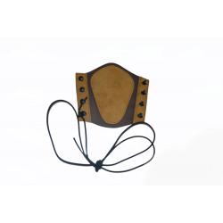 Armguard with bindings