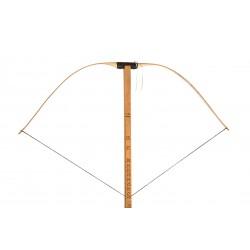 150 cm deflex-reflex laminált ifjúsági íj