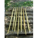 Holz für Bogenbau