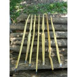 Madera para la fabricación de arcos