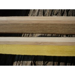 Wood for bow making