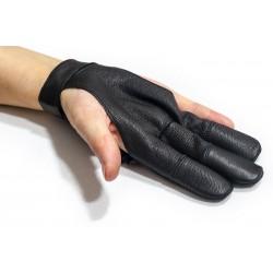 3 ujjas kesztyű