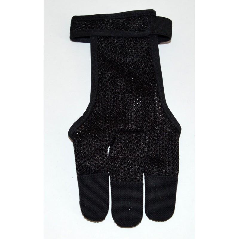 3 finger string pull glove