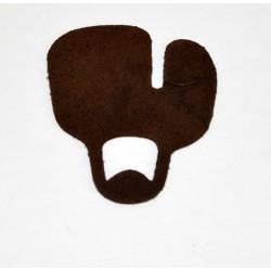 Leder-Tab für Bogenschützen