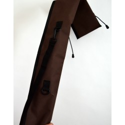 Bow case for recurve bows