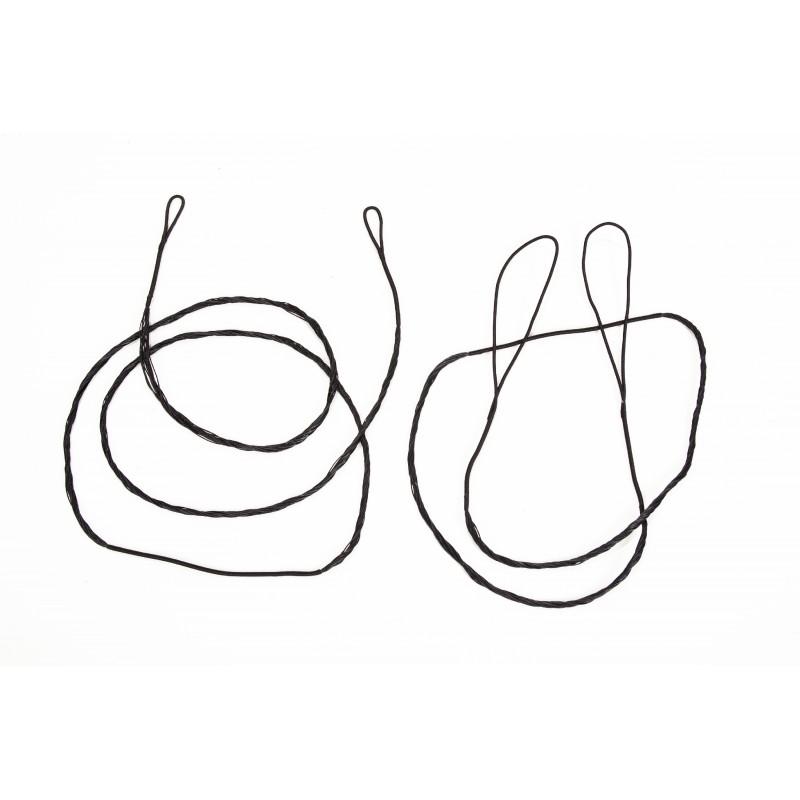 Corde pour les arcs Flagella Dei