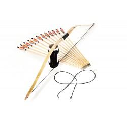 """60"""" deflex-reflex youth bow set"""